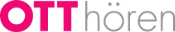 OTT hören – Weil gutes Hören glücklich macht Logo